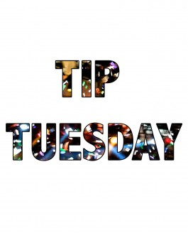 Tip Tuesday: Get In the Picture!